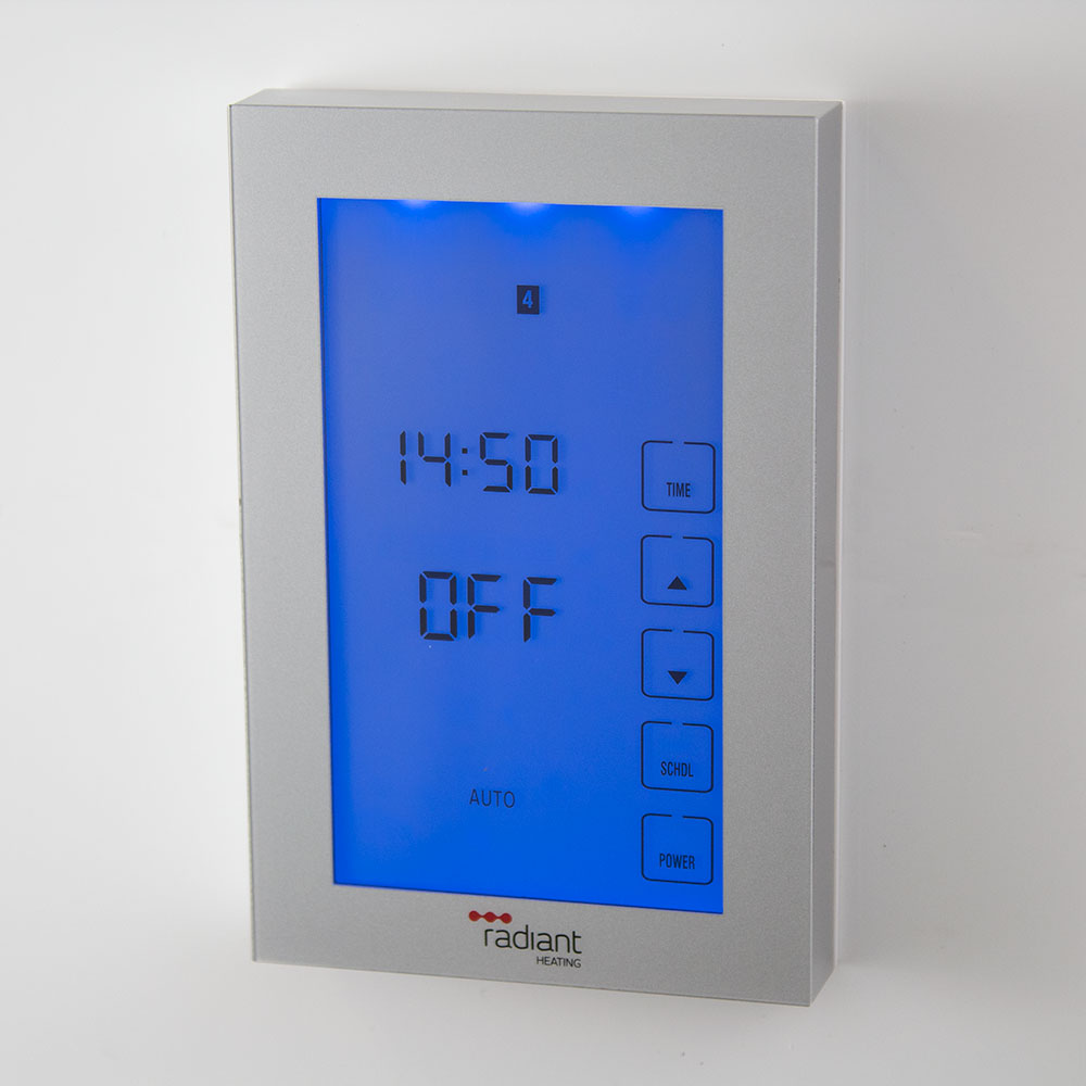 Heated Towel Rail Timer Wiring Diagram: Digital Timer Switches For Heated Towel Rails